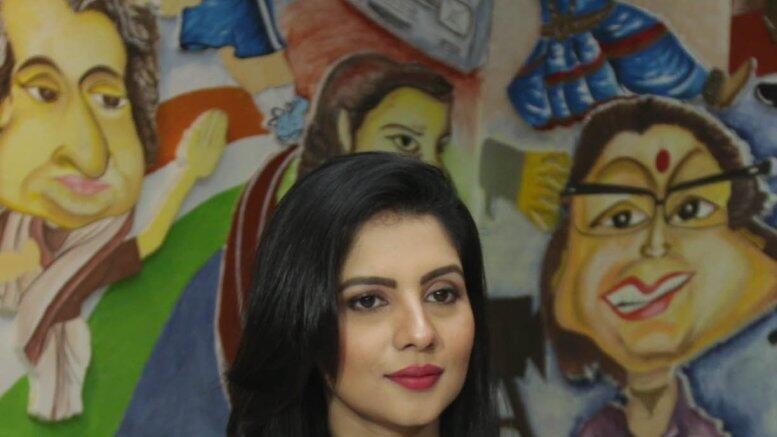 Picture for Bengali film actress Payel Sarkar joins BJP