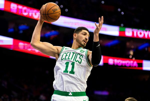 Picture for NBA facing fresh China backlash after Enes Kanter slams 'dictator' Xi over Tibet