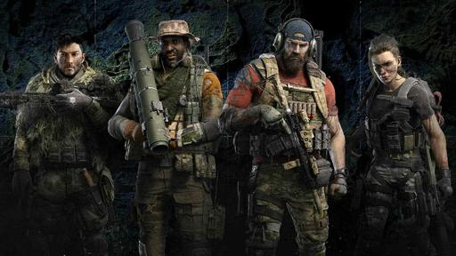Ubisoft Teases Ai Teammates For Ghost Recon Breakpoint More News