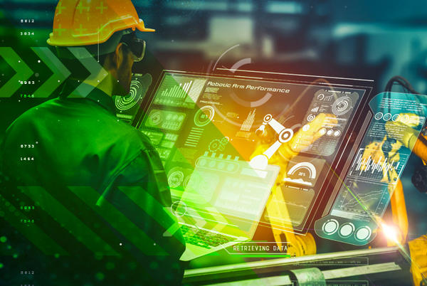 Picture for Digital Transforms Physical: IIoT Connects the Industrial Enterprise