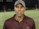 Picture for ASU Football in hot water