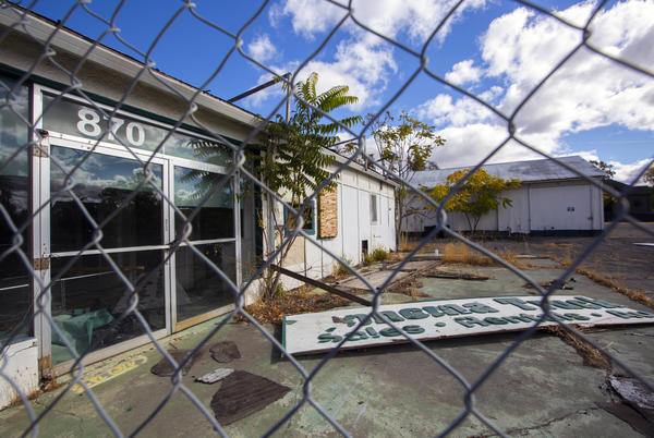 Picture for Truck & Auto site cleanup declined by owner