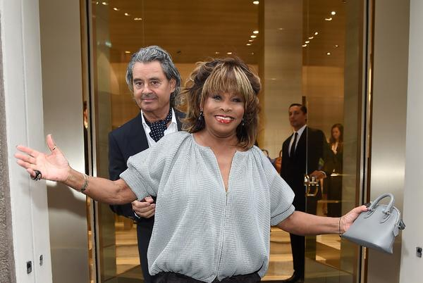 Picture for Tina Turner Married 2nd Husband after 27 Years of Dating, He Later Saved Her Life Literally
