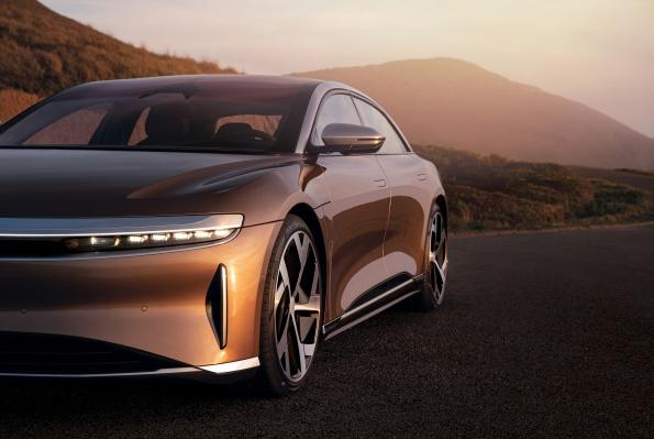 Picture for Daily Crunch: Lucid Air puts Tesla in rearview mirror by earning 520-mile EPA range rating