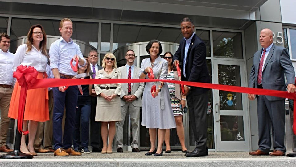 Picture for Montgomery County Commissioners Cut Ribbon on Norristown's Tallest Building
