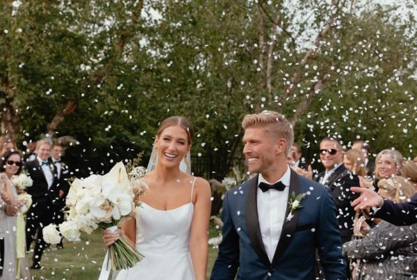 Picture for Summer House's Kyle Cooke and Amanda Batula Are Married! See 1st Photo From Their Gorgeous Wedding