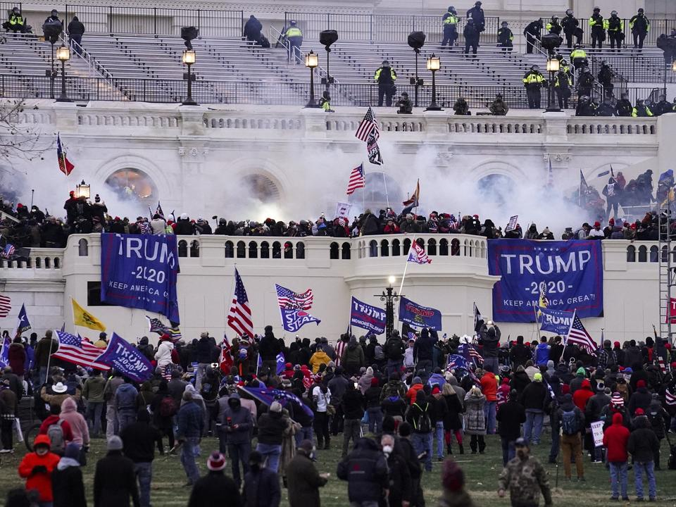 'Clear the Capitol,' Pence pleaded, timeline of riot shows - News Break