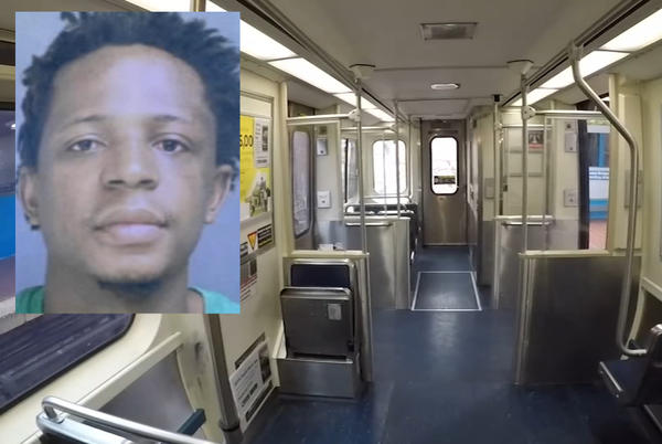 Picture for Train riders held up phones as woman was raped, SEPTA police say