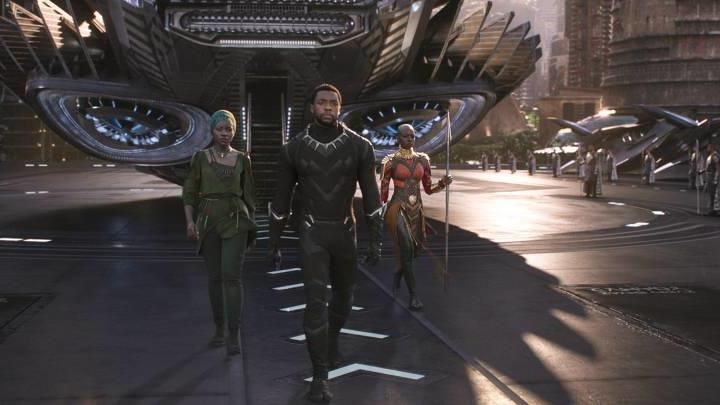 Picture for Marvel's new Black Panther actor might have been revealed