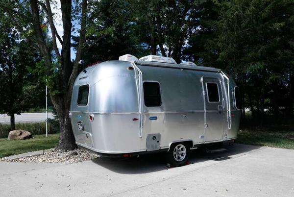 Picture for North Liberty couple launches Away in an Airstream for a vintage camping experience