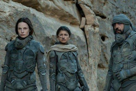 Picture for The Dune Cast Had The Best Time As The Movie Finally Premiered