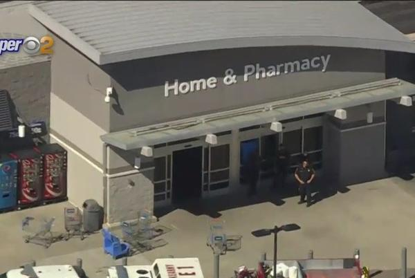 Picture for Police: Man Stabbed In Head With Machete After Argument At Walmart In Kearny, N.J.