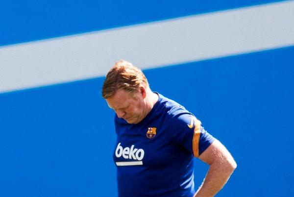 Picture for Jordi Cruyff Rules Out Replacing Koeman as FC Barcelona Coach