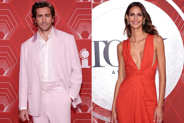 Picture for Jake Gyllenhaal and Girlfriend Jeanne Cadieu Walk Tony Awards Red Carpet Separately