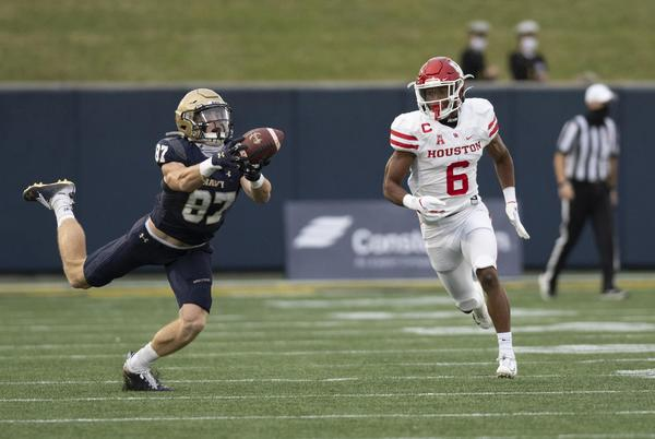 Picture for 2021 Week 4 Preview: Navy Midshipmen @ Houston Cougars