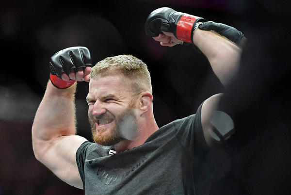 Picture for Jan Blachowicz open to Israel Adesanya rematch only if he proves himself at 205