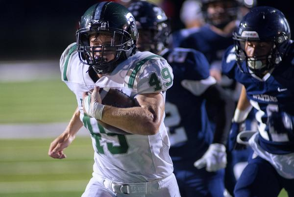Picture for First-half offensive spark carries North Hall to region win against West Hall