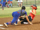Picture for Sectional semifinal familiar exit for Gillespie softball (w/ 14 photos)