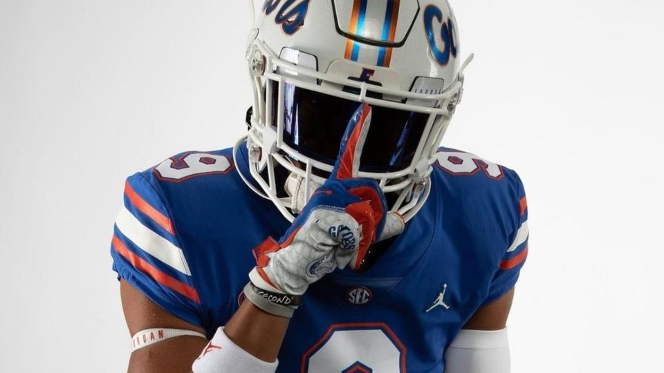 Picture for Florida 'Feels Like Home' for New Gators WR Commit Chandler Smith