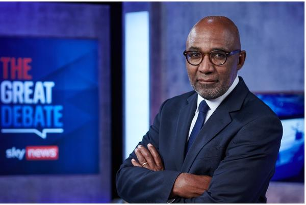 Picture for 'The Great Debate' Host Trevor Phillips Talks Racism, 'Gogglebox' and Nicki Minaj Ahead of New Sky Show Debut