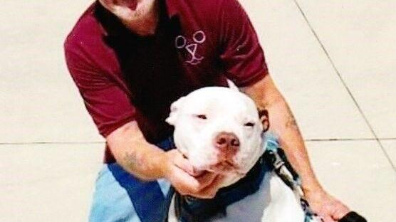 Cover for Mahaska County's 'Dog Whisperer' retires