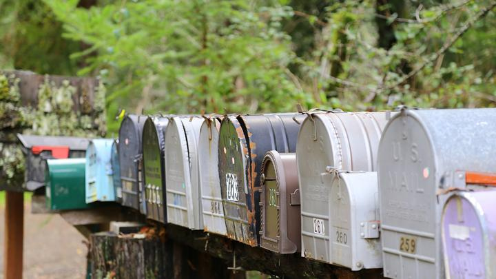 Cover for Your Mail Is Going to Slow Down Dramatically Starting October 1
