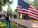 Picture for Motorcycle ride benefits veterans charities, scholarships