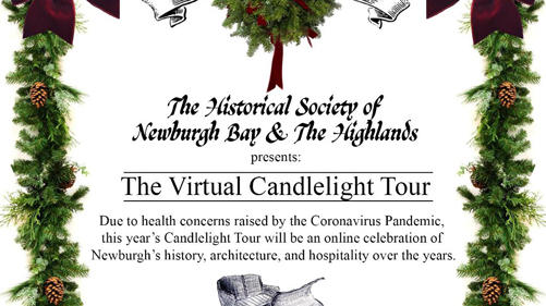 Experience the 2020 Virtual Candlelight Tour | News Break
