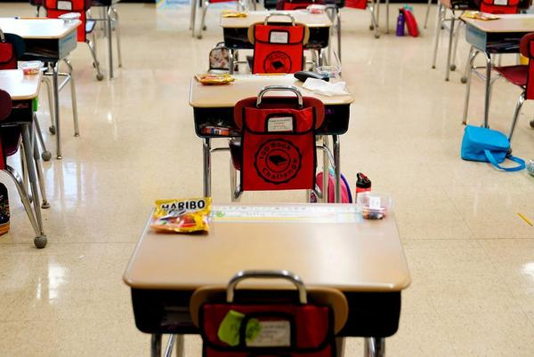 Picture for COVID cases in Tri-Cities kids rising sharply. But are schools to blame?