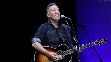 Picture for Bruce Springsteen fans with AstraZeneca vaccine to be turned away from New York theatre shows