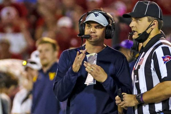 Picture for What Neal Brown had to say after the loss to Oklahoma