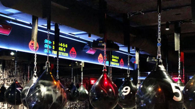 Cover for Rumble Boxing is Coming to Hoboken