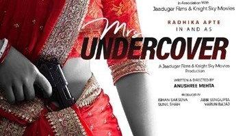 Picture for Meet The Housewife With A Gun; Radhika Apte In Mrs. Undercover