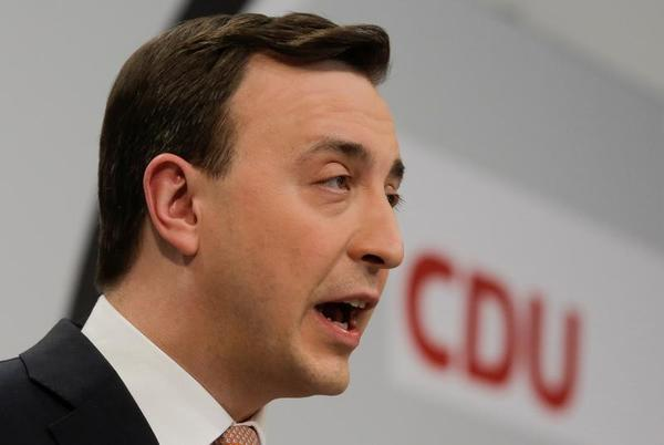 Picture for Senior CDU politician says Jamaica coalition possible