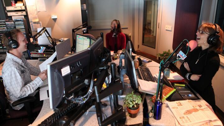 Cover for Former WTMX staffer sues 'Eric in the Morning' host Eric Ferguson, alleging radio star coerced sexual favors