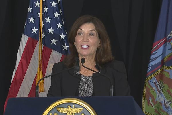 Picture for Gov. Hochul releases plan to prevent hospital shortages after Monday's vaccine deadline