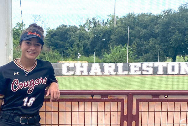 Picture for Recruiting News: 2022 Extra Elite 100 Outfielder Tagen Levao Commits to College of Charleston