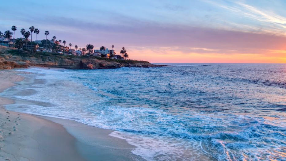Picture for The best beaches in San Diego for this weekend.
