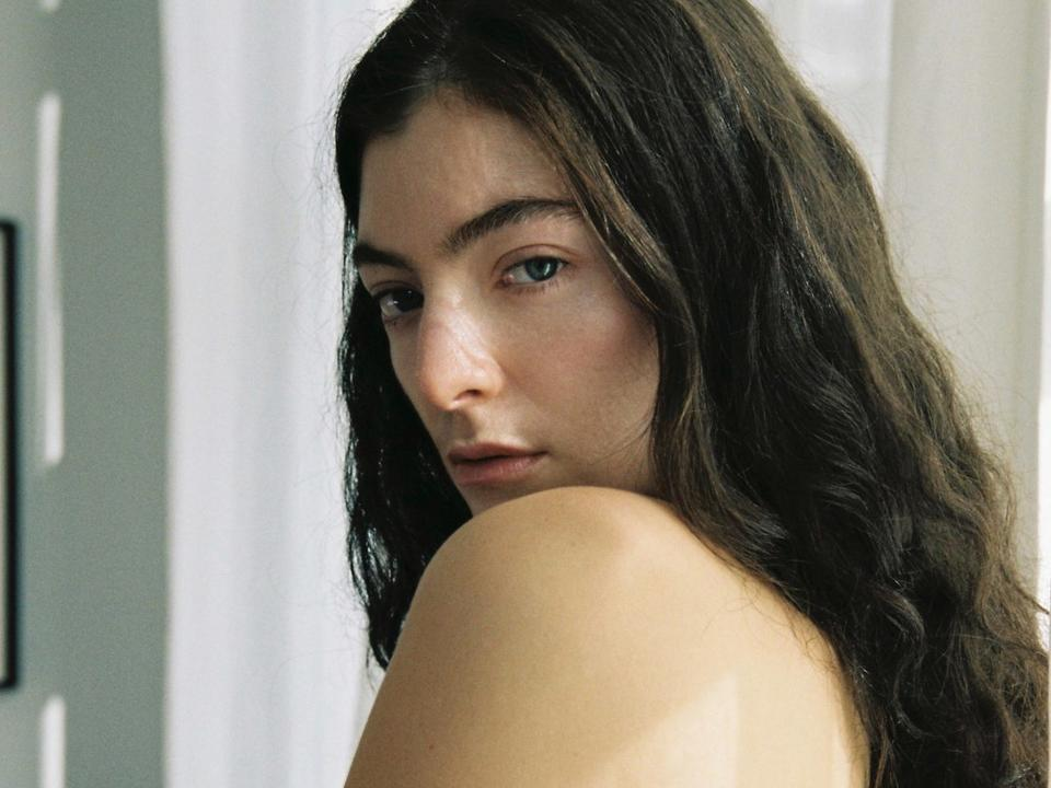 """Lorde says 'Solar Power' isn't her """"big climate change ..."""