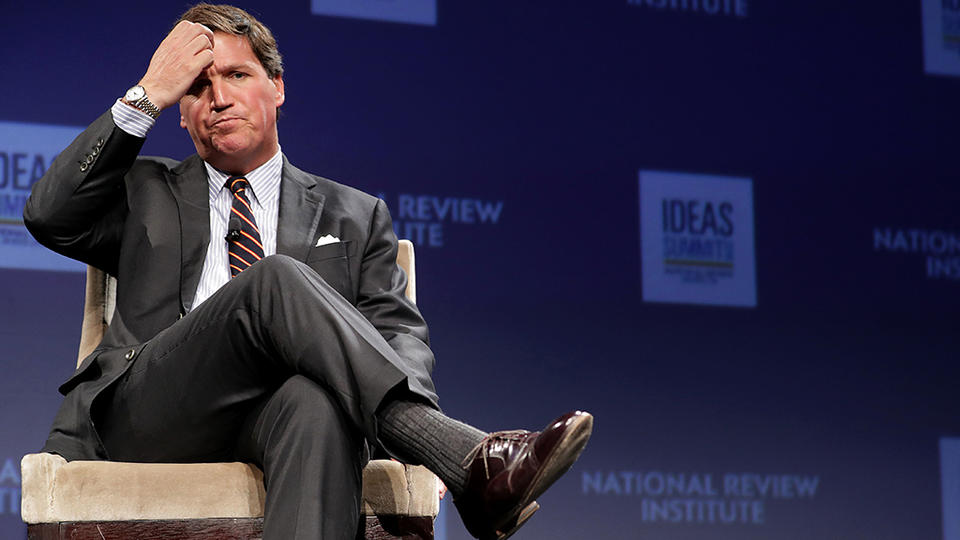 Picture for Tucker Carlson, Black Lives Matter Protesters Among Recipients Of 'Muzzle' Awards