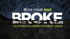 Cover for California unemployment crisis: 7 On Your Side investigates calamity at EDD