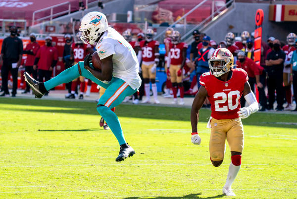 Picture for Who deserves the credit for Miami Dolphins' 43-17 win over 49ers?