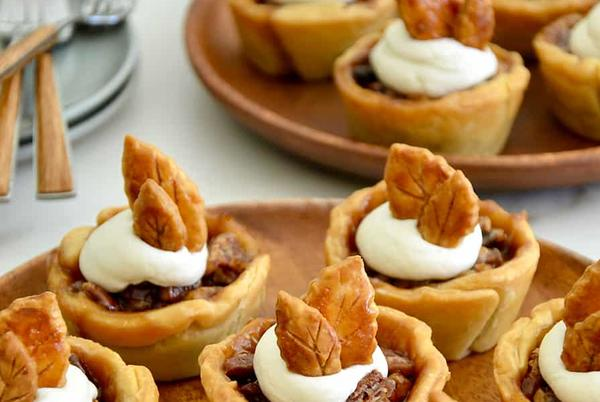 Picture for Muffin Tin Mini Pecan Pies