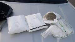 Cover for Ohio troopers seize $70,000 worth of drugs in traffic stop in Pickaway County