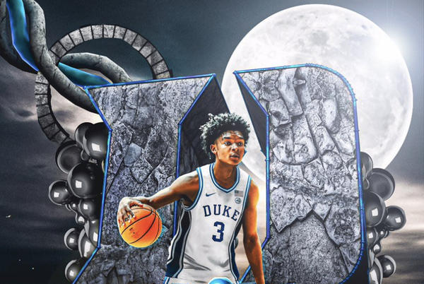 Picture for Duke lands five-star Class of '23 guard Caleb Foster