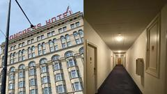 Cover for I spent 3 nights in Chicago's most haunted hotel, and it was just as terrifying as 'The Shining'