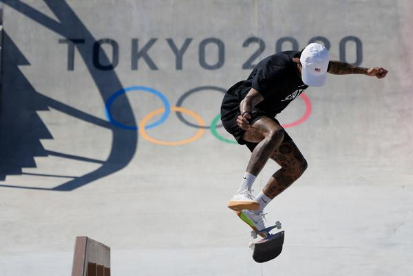 Picture for Tokyo Olympics schedule: Men's basketball tips off; skateboarding, swim finals on Day 2