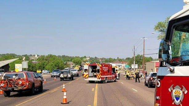 Picture for Multiple bicyclists are injured after a man in a truck plowed into them and fled the scene, Arizona police say