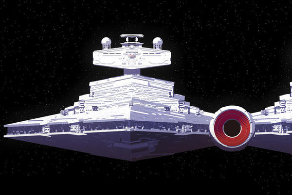 Picture for Inside Star Wars: Visions: Meet the Ships and Vehicles
