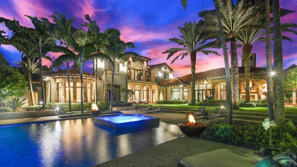 Picture for Former Pro Golfer Greg Norman Buys Florida Mansion from Former Montco State Representative Joseph Lashinger for $12M